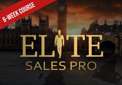 Level 3 – Elite Sales Pro 6 week course