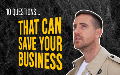 10 Questions that can literally save your business