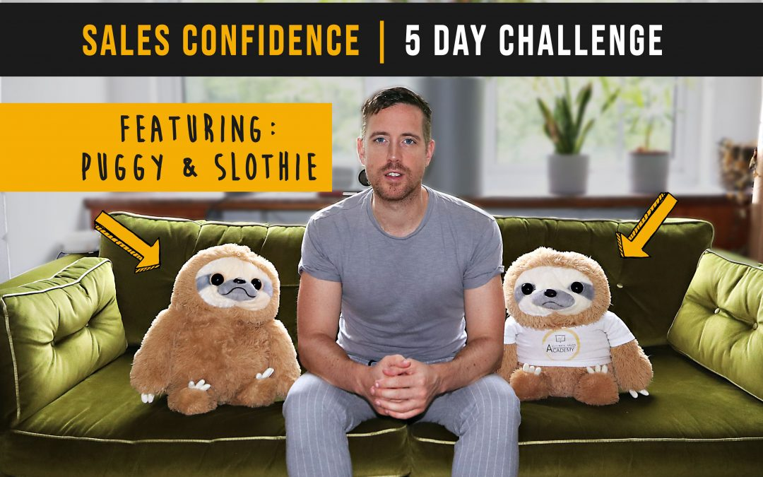 Sales Confidence | 5 day challenge