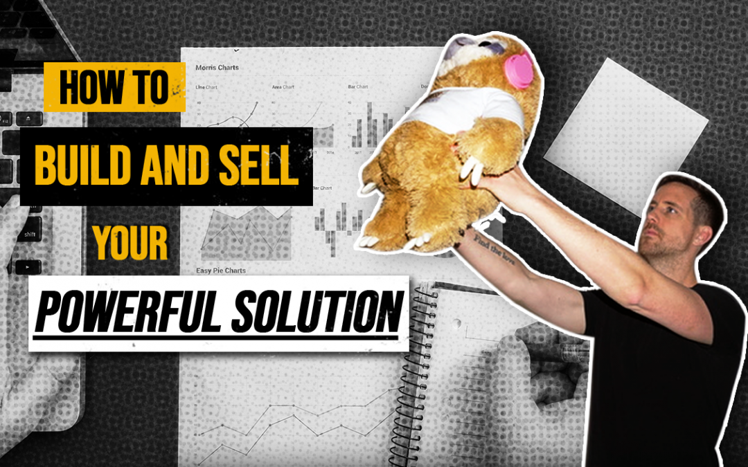 How to Build and Sell your Powerful Solution