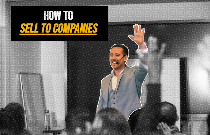 How to Sell to Companies