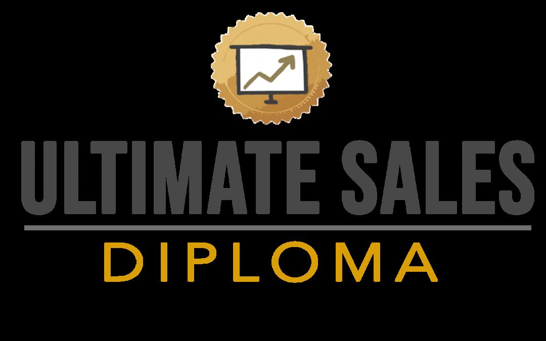 [NEW] Ultimate Sales Diploma